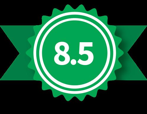 Badge-8.5