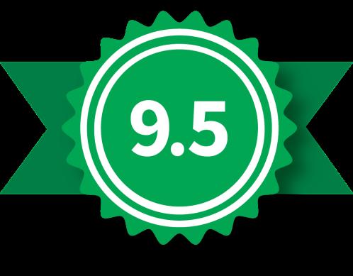 Badge-9.5